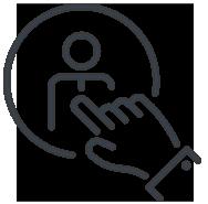 Marketing & creative icon