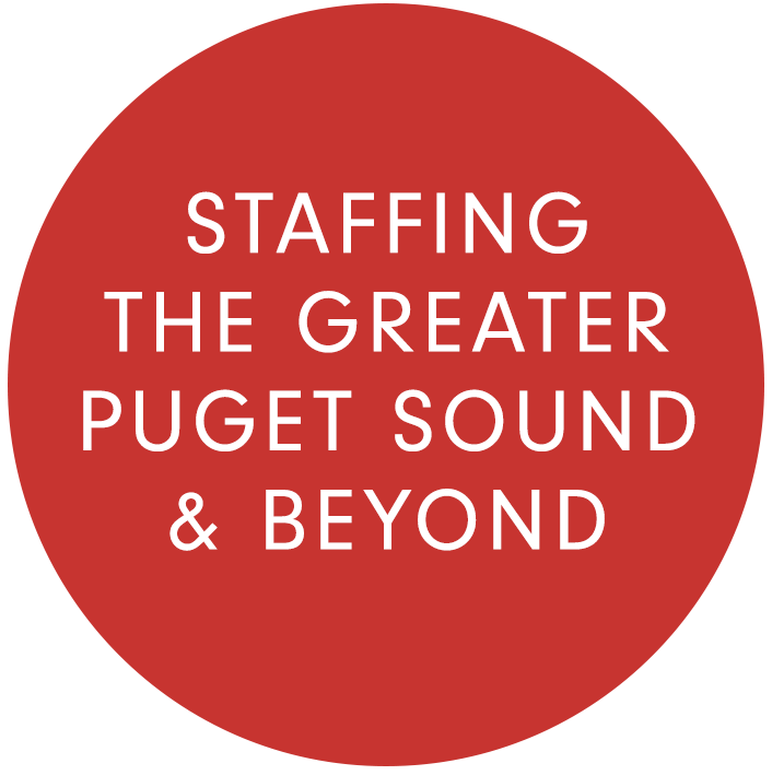 staffing the greater puget sound & beyond